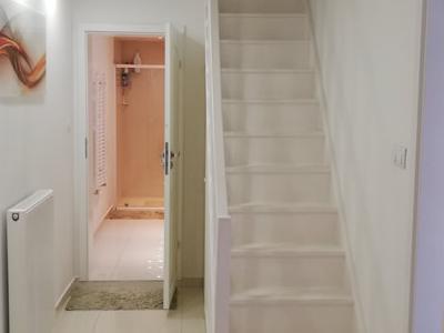 schody w środku domu